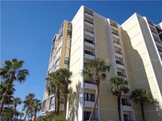 800 S Gulfview Boulevard  405, Clearwater Beach, FL 33767 (MLS #U7718533) :: The Lockhart Team