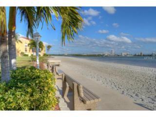 830 S Gulfview Boulevard  201, Clearwater Beach, FL 33767 (MLS #U7718880) :: The Lockhart Team