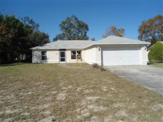 8549  Belmont Road  , Spring Hill, FL 34606 (MLS #W7604529) :: Premium Properties Real Estate Services