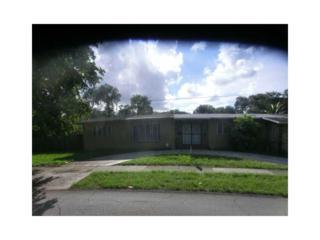 15340 NE 8 AV  , Miami, FL 33162 (MLS #A2011856) :: The Teri Arbogast Team at Keller Williams Partners SW