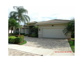 1807  Victoria Pointe Cr  , Weston, FL 33327 (MLS #A2094755) :: The Teri Arbogast Team at Keller Williams Partners SW