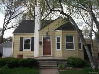 1605 N Vermont Avenue  , Royal Oak, MI 48067 (#214044752) :: Sine and Monaghan Realtors
