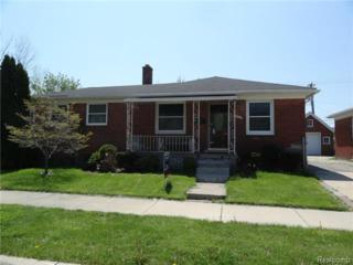 21528  Avalon Street  , St Clair Shores, MI 48080 (#214046480) :: Sine and Monaghan Realtors