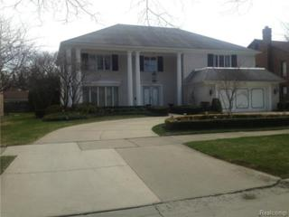 541  Coventry  , Grosse Pointe Woods, MI 48236 (#214069781) :: Sine and Monaghan Realtors