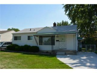 6694  Harrison Street  , Garden City, MI 48135 (#214076968) :: RE/MAX Classic