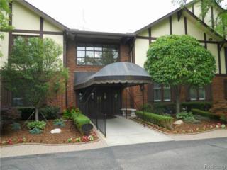 1750  Vernier Road  25, Grosse Pointe Woods, MI 48236 (#214077279) :: Sine and Monaghan Realtors