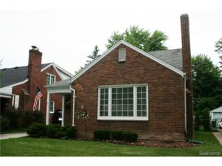 1922  Manchester  , Grosse Pointe Woods, MI 48236 (#214089358) :: Sine and Monaghan Realtors