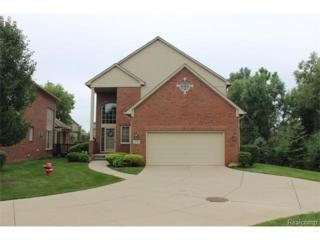 4196  Summer Place  30, Shelby Twp, MI 48316 (#214089885) :: Sine and Monaghan Realtors