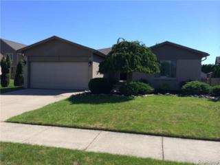 48228  Valley Forge Drive  , Macomb Twp, MI 48044 (#214090772) :: RE/MAX Classic