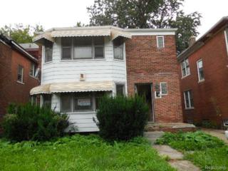 4268  Cortland Street  , Detroit, MI 48204 (#214091251) :: Sine and Monaghan Realtors