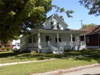 1016  Witherell Street  , St Clair, MI 48079 (#214093397) :: Sine and Monaghan Realtors