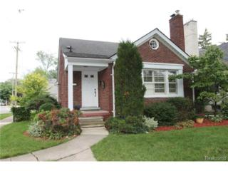 434  Cloverly Road  , Grosse Pointe Farms, MI 48236 (#214096450) :: Sine and Monaghan Realtors