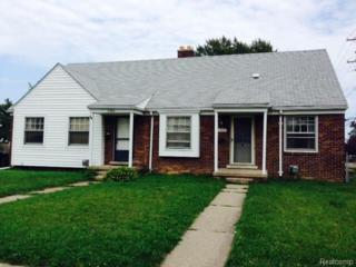 23002  Brittany Avenue  , Eastpointe, MI 48021 (#214096896) :: Sine and Monaghan Realtors