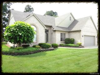 48291  Valley Forge Drive  , Macomb Twp, MI 48044 (#214097641) :: Sine and Monaghan Realtors