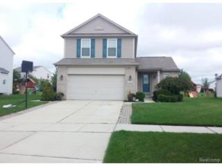 17769  Country Club Drive  , Macomb Twp, MI 48042 (#214097790) :: Sine and Monaghan Realtors