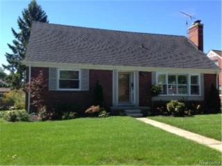 1445  Fairholme Road  , Grosse Pointe Woods, MI 48236 (#214097825) :: Sine and Monaghan Realtors