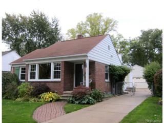 1107  Cedarhill Drive  , Royal Oak, MI 48067 (#214107759) :: Sine and Monaghan Realtors