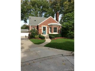 20738  Wendy Lane  , Grosse Pointe Woods, MI 48236 (#214110256) :: Sine and Monaghan Realtors