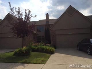 46821  Emerald Creek Drive  , Shelby Twp, MI 48315 (#214113233) :: Sine and Monaghan Realtors