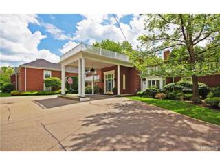 17111 E Jefferson Avenue  29, Grosse Pointe, MI 48230 (#214113426) :: Sine and Monaghan Realtors