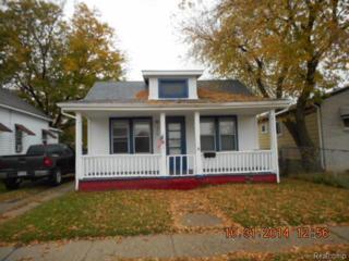 7512  Dodge Avenue  , Warren, MI 48091 (#214113906) :: Sine and Monaghan Realtors