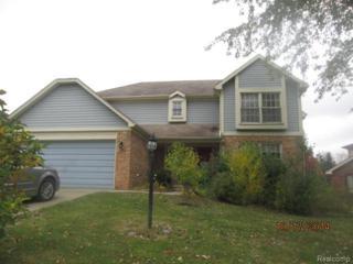 360  Sandalwood Drive  , Rochester Hills, MI 48307 (#214113913) :: Sine and Monaghan Realtors