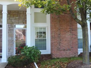 56575  Chesapeake Trail  154, Shelby Twp, MI 48316 (#214117968) :: Sine and Monaghan Realtors