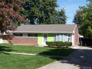 3620  Chester Road  , Royal Oak, MI 48073 (#214120777) :: RE/MAX Classic