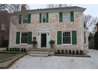 72  Meadow Lane  , Grosse Pointe Farms, MI 48236 (#214124087) :: RE/MAX Classic