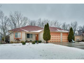 1324  Pembroke Drive  , Rochester Hills, MI 48307 (#215004396) :: Sine and Monaghan Realtors