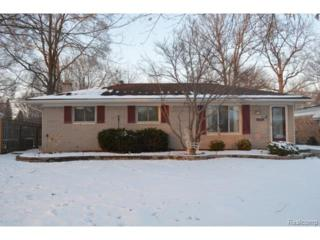 12731  De Cook Drive  , Sterling Heights, MI 48313 (#215007305) :: Sine and Monaghan Realtors