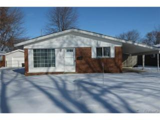 21543  Parkway Street  , Saint Clair Shores, MI 48082 (#215007578) :: Sine and Monaghan Realtors