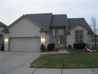 48703  Brittany Parc Drive  , Macomb Twp, MI 48044 (#215008860) :: Sine and Monaghan Realtors