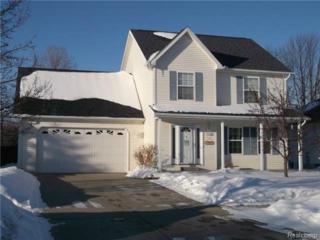 1130  Emerald Court  , Marysville, MI 48040 (#215016015) :: Cranbrook Realtors