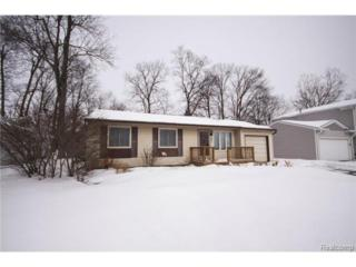 883  Norchester Street  , South Lyon, MI 48178 (#215016394) :: The Buckley Jolley Real Estate Team