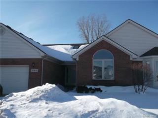 785  Snowbird Circle W , Saint Clair, MI 48079 (#215017016) :: Sine and Monaghan Realtors