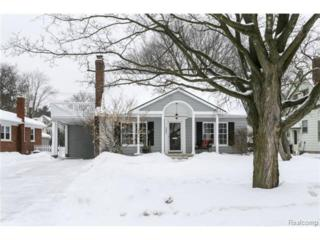 345  Pacific Street  , Plymouth, MI 48170 (#215019282) :: RE/MAX Classic