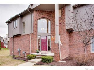 4329  Summer Place  65, Shelby Twp, MI 48316 (#215029856) :: Sine and Monaghan Realtors