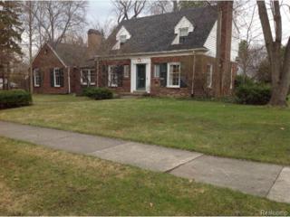 1716  Cedarhill Drive  , Royal Oak, MI 48067 (#215030304) :: Sine and Monaghan Realtors