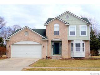 1808  Oak Squire Court  , Howell, MI 48855 (#215031696) :: The Buckley Jolley Real Estate Team