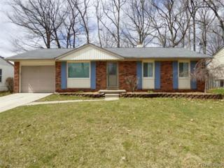 619  Lyon Boulevard  , South Lyon, MI 48178 (#215032255) :: The Buckley Jolley Real Estate Team