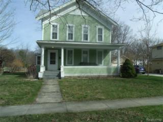 815 N Michigan Avenue  , Howell, MI 48843 (#215033259) :: The Buckley Jolley Real Estate Team