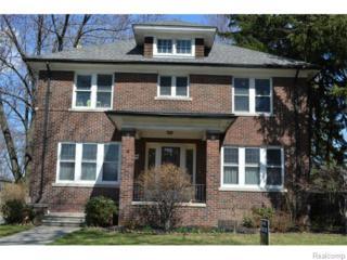 1440  Kensington Avenue  , Grosse Pointe Park, MI 48230 (#215033283) :: Cranbrook Realtors