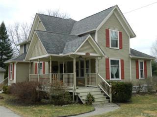 605  Wetmore Street  , Howell, MI 48843 (#215034946) :: The Buckley Jolley Real Estate Team