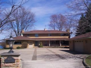 4173 S River Road  , East China Twp, MI 48054 (#215035765) :: Sine and Monaghan Realtors