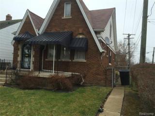 8026  Lauder Street  , Detroit, MI 48228 (#215035775) :: Cranbrook Realtors