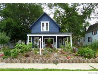 618 N Sixth Street  , Saint Clair, MI 48079 (#215035799) :: Sine and Monaghan Realtors