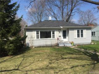622 W Brooks Street  , Howell, MI 48843 (#215035803) :: The Buckley Jolley Real Estate Team