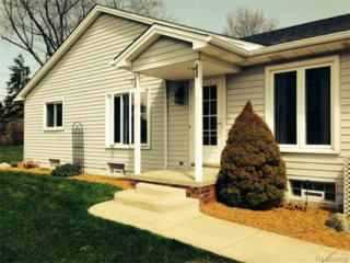 46721  Shelby Ct  , Shelby Twp, MI 48317 (#215036145) :: Sine and Monaghan Realtors