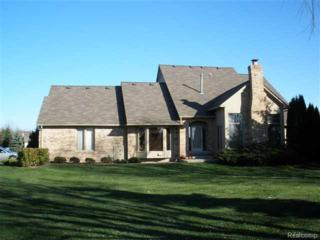 2150  Willow Circle  14, Shelby Twp, MI 48316 (#215048716) :: Sine and Monaghan Realtors